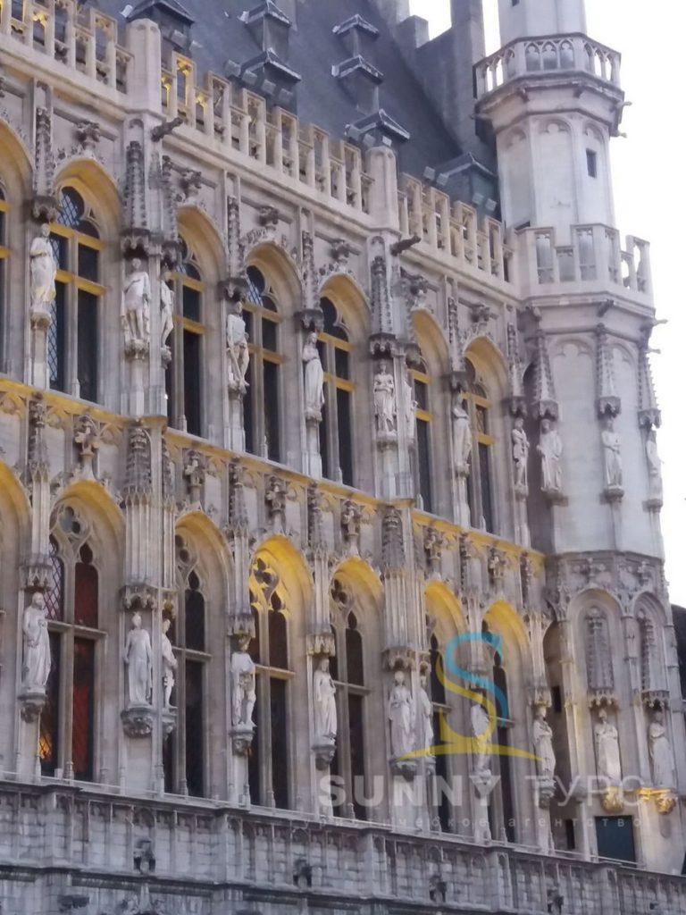 Grand Place в Брюсселе